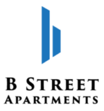B Street Apartments Logo